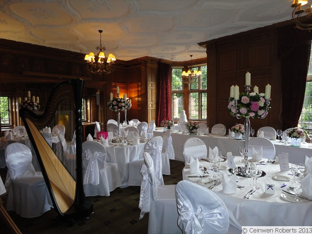 Inglewood Manor Dining Room 2