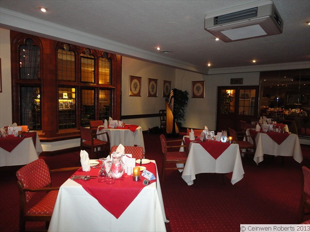 Valentines Day at Bryn Howel Hotel Llangollen